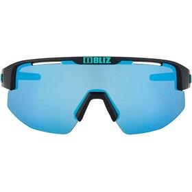 Bliz Matrix Small Nano Optics Nordic Light Glasses matte black/smoke/icy blue multi